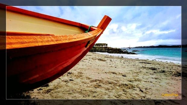 iona boat shore